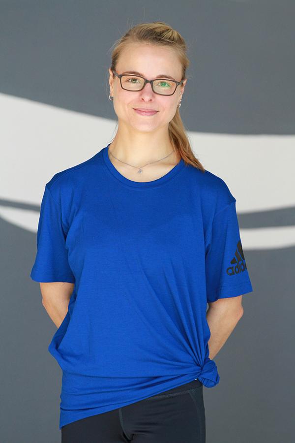 Mandy Lubig, Sportwissenschaftlerin & Personal Trainerin bei PUNKT BALANCE